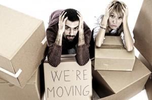 använd en checklista när du ska flytta